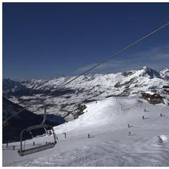 Freeride sul Monterosa Ski - ©Monterosa Ski