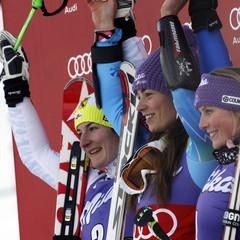 Damen-Weltcups in Frankreich: Maze und Gut gewinnen, Vonn klagt über Depressionen - ©Christophe Pallot/AGENCE ZOOM