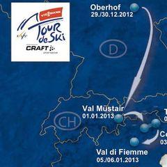 Tour de Ski: è partita la 7a edizione - ©© FIS