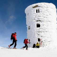 Ski en Macédoine - ©Eric BEALLET