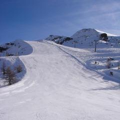 Il punto di vista dello sciatore sul Monterosa Ski - ©Andrea Corbo