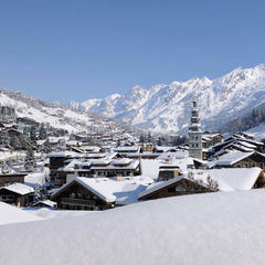 Six of the best ski resorts to drive to - ©La Clusaz