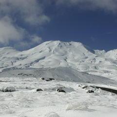 Sciare sui vulcani: Nuova Zelanda, Cile e Usa