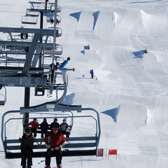 Don't miss out on $49 lift tickets on Superbowl Sunday at Mt. Rose. Go 49ers! - ©Mt. Rose