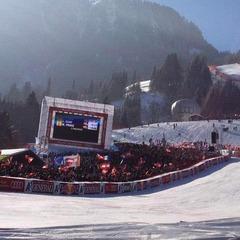 Coppa del Mondo Sci Alpino: gli Azzurri sfiorano il miracolo, Maze regina di Slovenia - ©FIS Alpine World Cup Tour