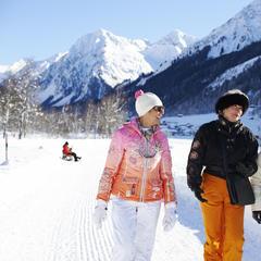Davos-Klosters: schitterende kinderlanden - ©Stefan Schlumpf
