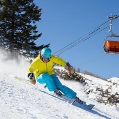 Top Ski Resorts for Thanksgiving: Park City - ©Liam Doran