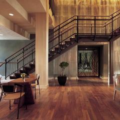 The spa lobby at the Park Hyatt Beaver Creek Resort and Spa. - ©Park Hyatt Beaver Creek Resort and Spa