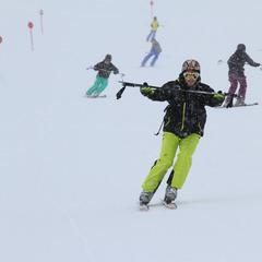 Hofer skifahren lernen
