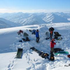 Nocľah na snehu: v stanoch, v iglu a v ľadových hoteloch - ©Mountain and Sea Guides