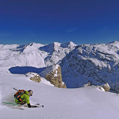 8 of the Best Resorts for Skiing in April - ©A. Royer / OT de Val d'Isère