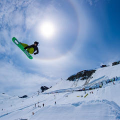 Sommerskigebiete: Whistler, British Columbia, CAN - ©Mike Crane/Tourism Whistler.