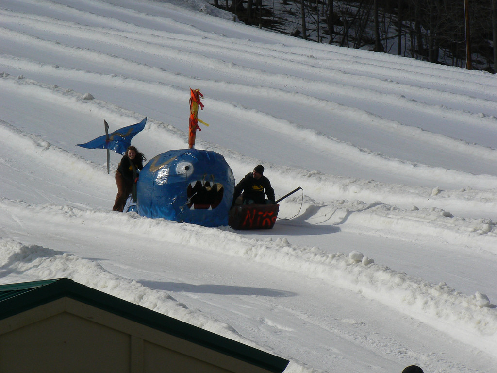 Tubing at Whitetail Resortundefined