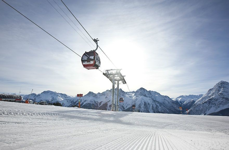 Scuol skipass inclusive