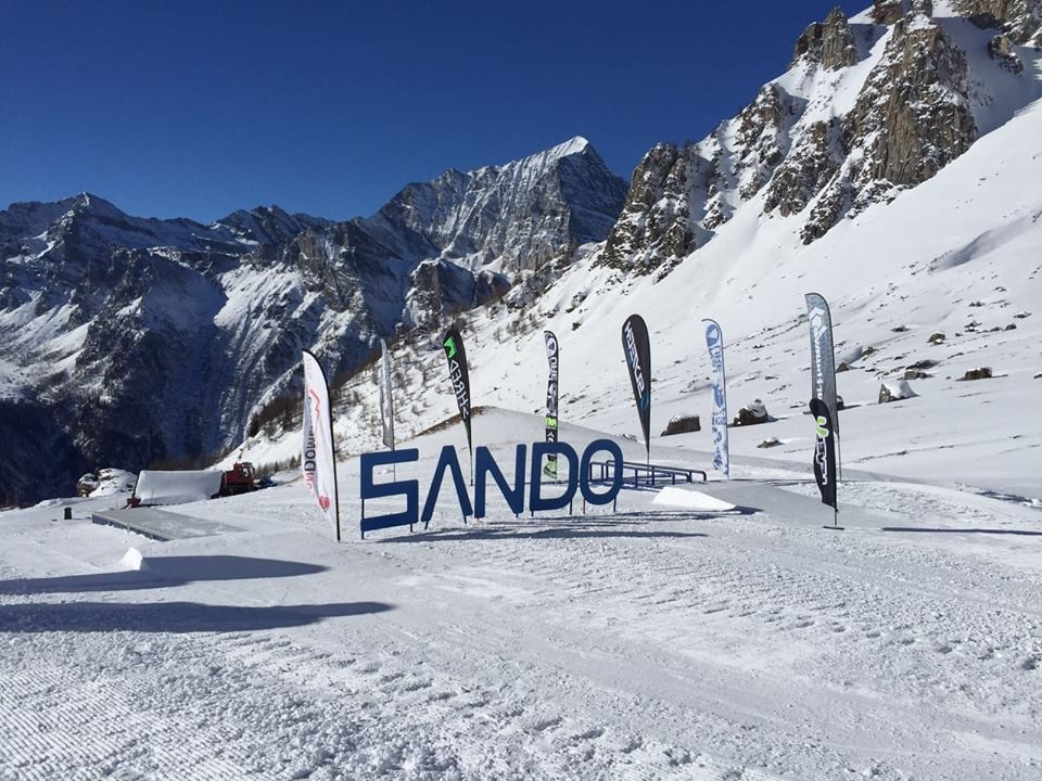 San Domenico di Varzo - San Domenico Ski - Mountain. My Energy 26.01.16